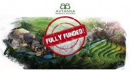 Avyanna Villa –  Eco-resort Development : Final Phase
